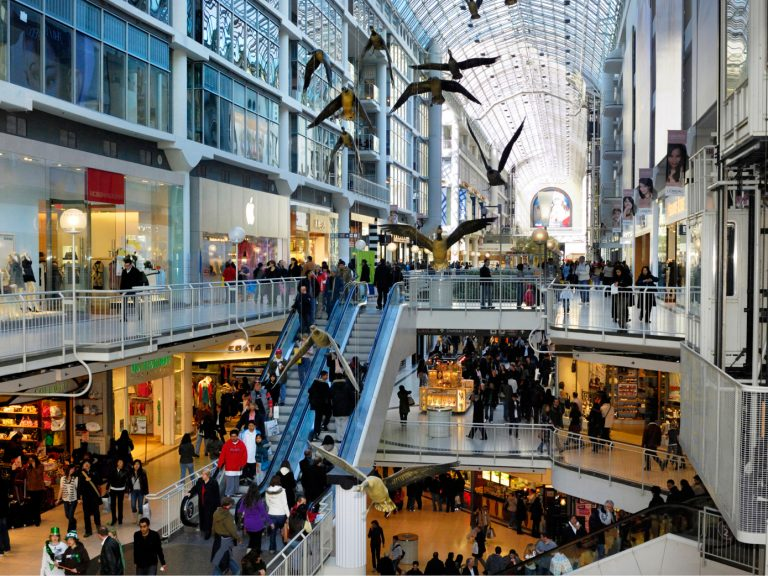 CF Toronto Eaton Centre offers various job opportunities in customer service and retail in Toronto. Explore available jobs and start your career today.