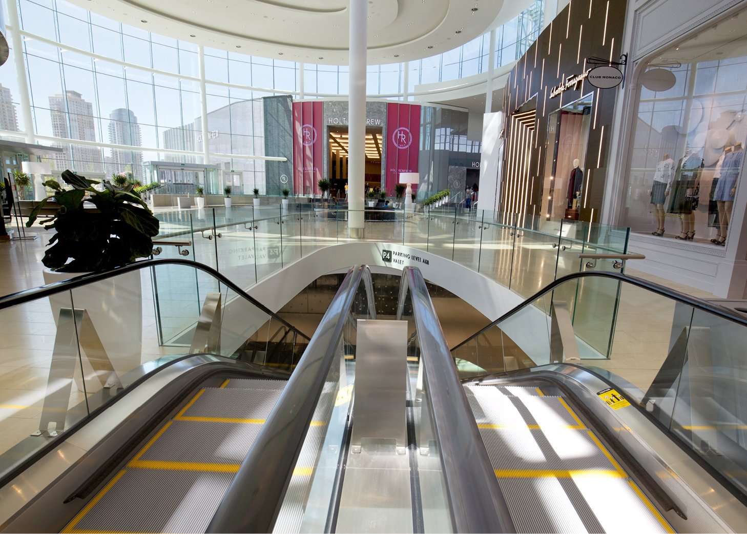 global shopping malls
