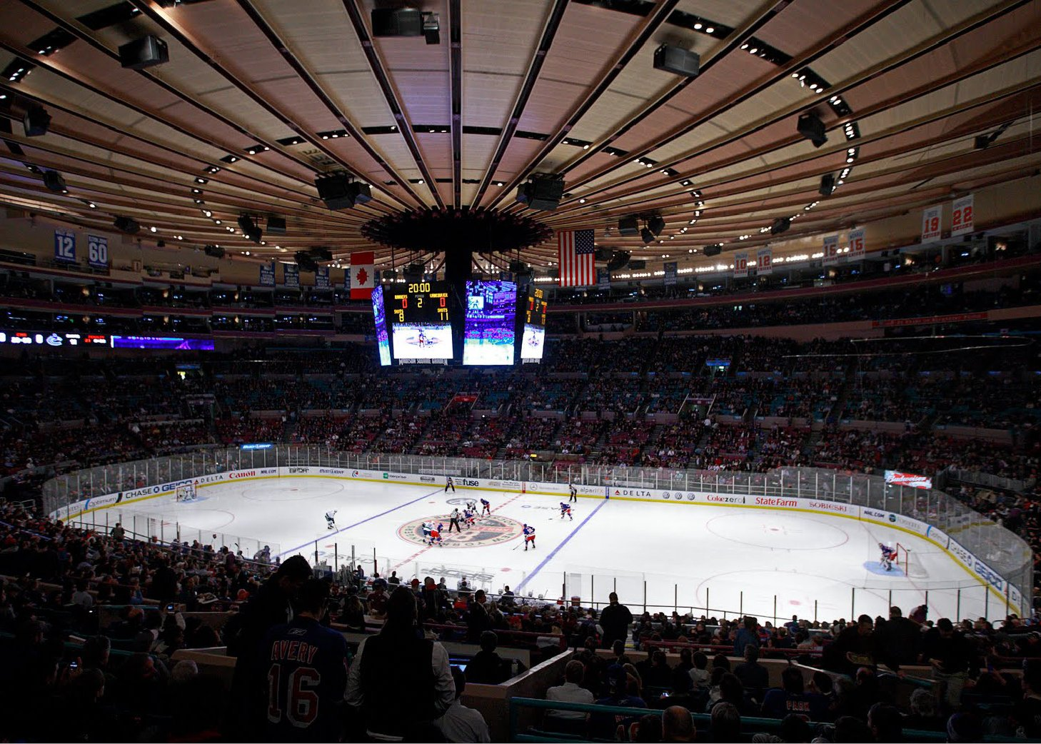 Usa madison square garden ehc global for Madison square garden employment