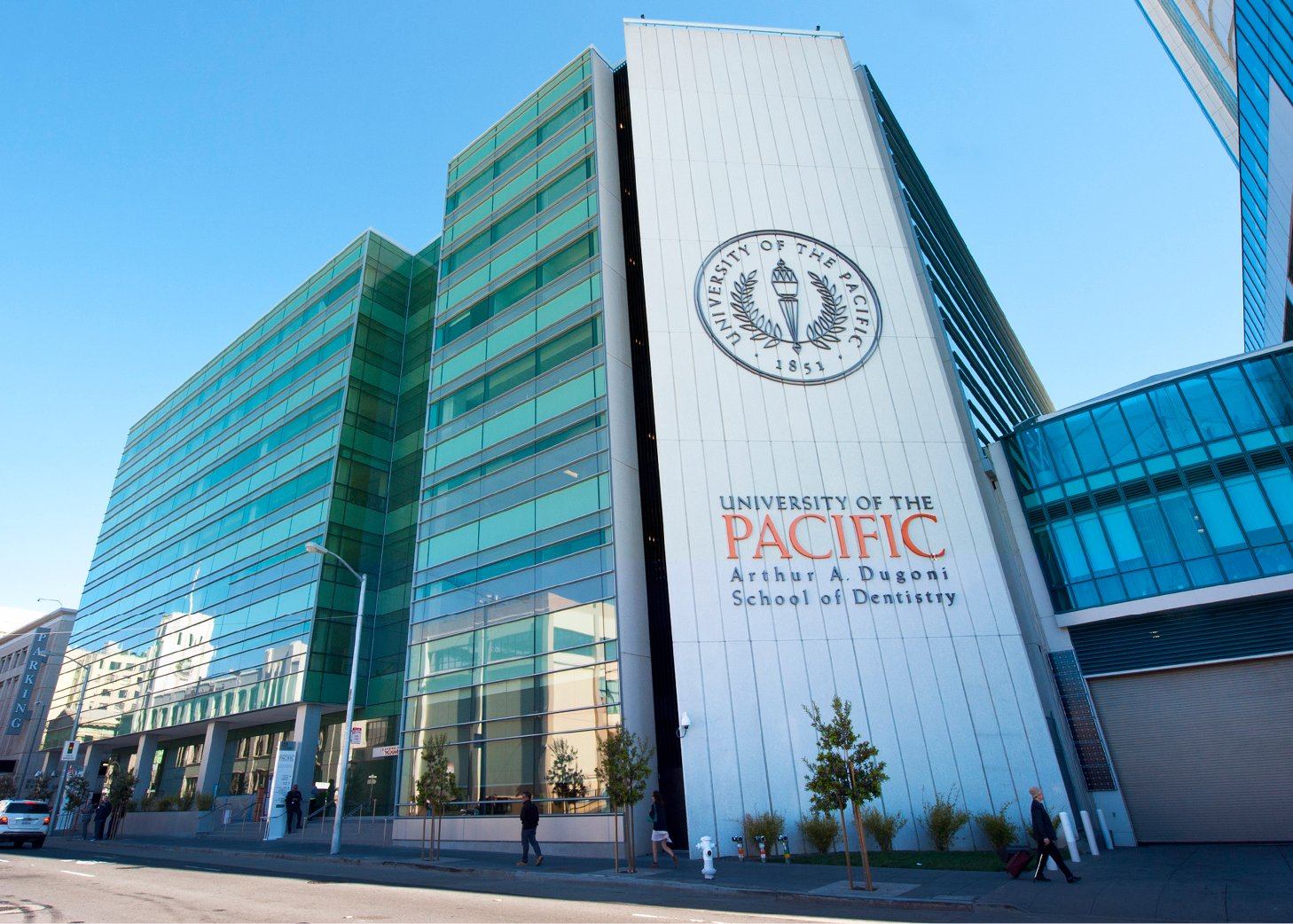USA – University of the Pacific – Arthur A Dugoni School of