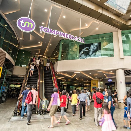 Singapore – Tampines Mall – EHC Global