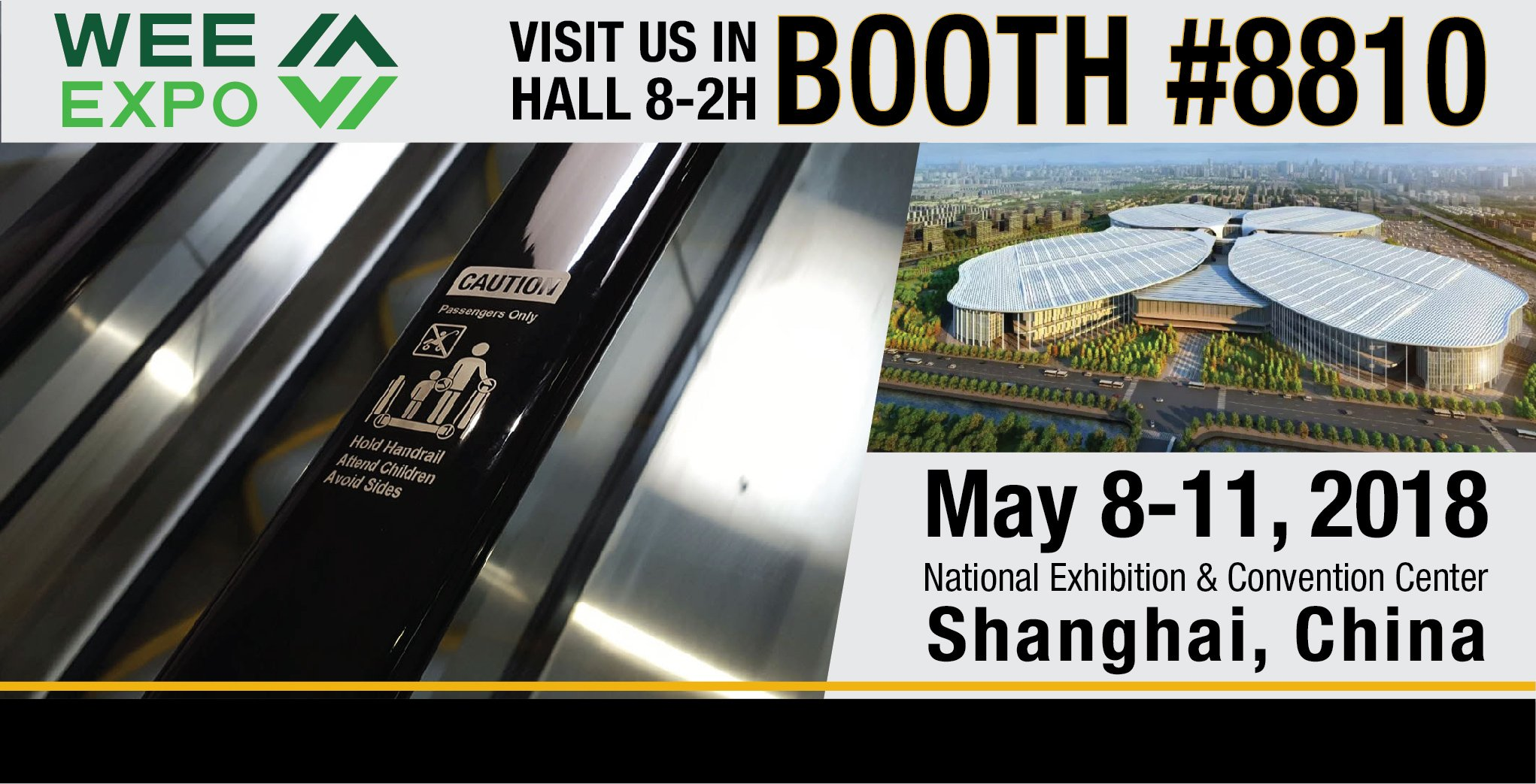 World Elevator and Escalator Expo (WEE Expo) – EHC Global