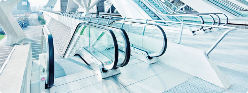TufFlex - SBR Rubber Escalator Handrails - EHC Global
