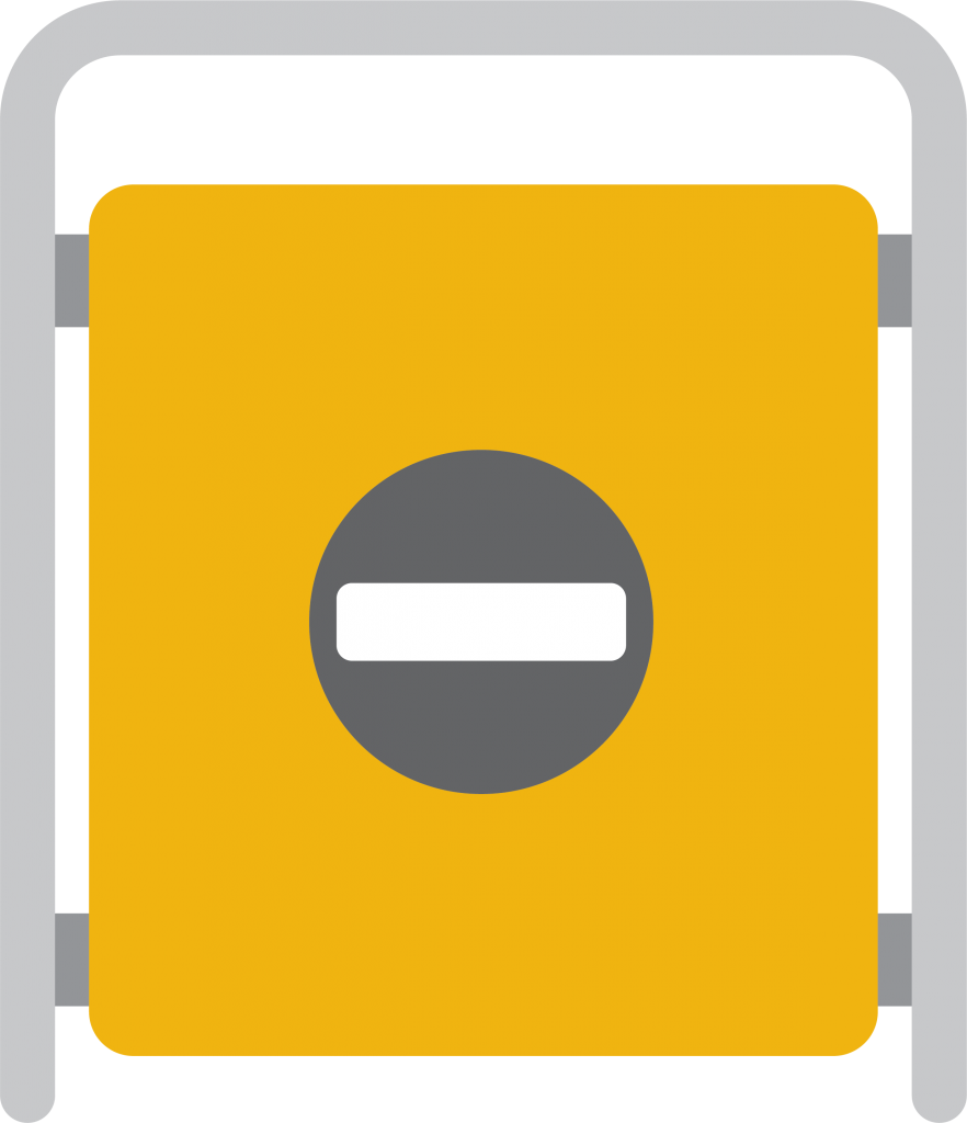 Decoration Icon for Service Barricades