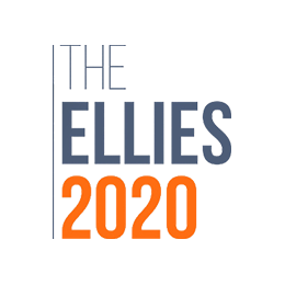 The Ellies 2020 Logo